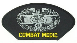 Combat Medic Patches